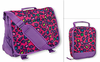 The Children's Place Girl's 2~Piece Messenger Bag & Lunch Tote~Box Set NWT