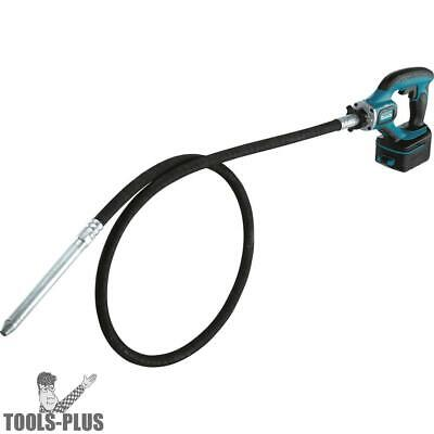 Makita Cordless LXT 18V 8' Concrete Cement Vibrator Tool Only XRV02Z New