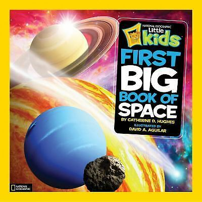 National Geographic Kids First Big Book of Space (National Geographic Little ...