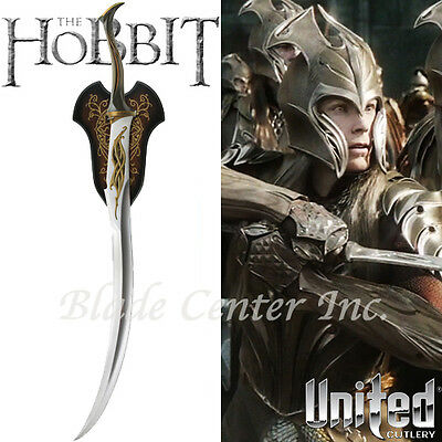 The Hobbit Mirkwood Infantry Sword by United Cutlery UC3100 New