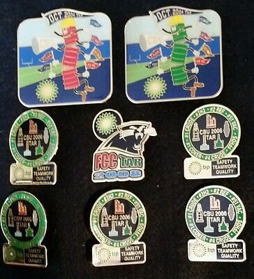 British Petroleum Pins