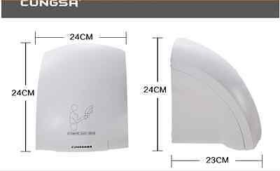 Touchless Automatic Sensor Hand Dryer Device / Hand Dryer Machine