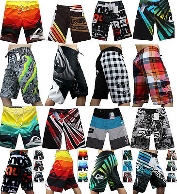 Men's Casual Boardshorts Surf Board Shorts Swim Wear Beach Sports Trunks Pants