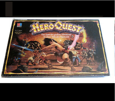 "Heroquest "" Basisspiel "" HERO QUEST"
