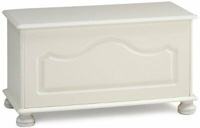 Steens Richmond Ottoman Storage Chest, White