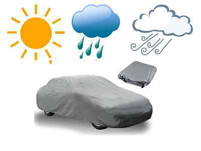 Full  Car Cover UV Protection Waterproof Outdoor Indoor Breathable Large SIZE