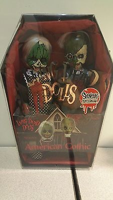 Living Dead Dolls - American Gothic - Bloody - Spencer's Exclusive