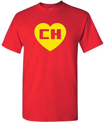EL Chavo Del 8 EL Chapulin Colorado Men's Funny Mexican Spanish Hispanic Tee!!!