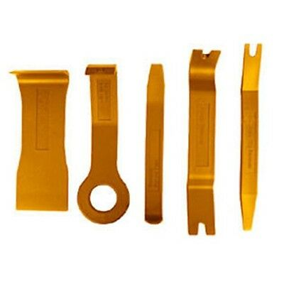 Car Auto Interior Fastener Removal Trim Remover Body Moulding Removing Tool Set