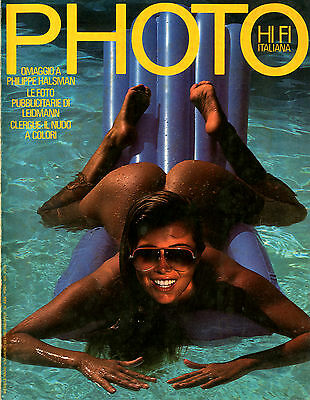 """PHOTO HI FI ITALIANA""- RIVISTA FOTOGRAFICA- (PHOTO MAGAZINE)n.53 NOVEMBRE 1979"