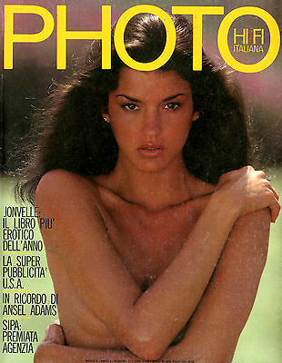 """PHOTO HI FI ITALIANA""- RIVISTA FOTOGRAFICA-(PHOTO MAGAZINE)n.111 SETTEMBRE 1984"
