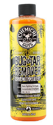 Chemical Guys Bug and Tar Remover Bug and Bugger 473 ml Insektenentferner