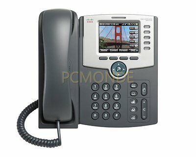 Cisco SPA525G2 5-Line IP Phone (SPA-525G2)