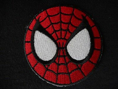Spider Man Patch Embroided Iron On