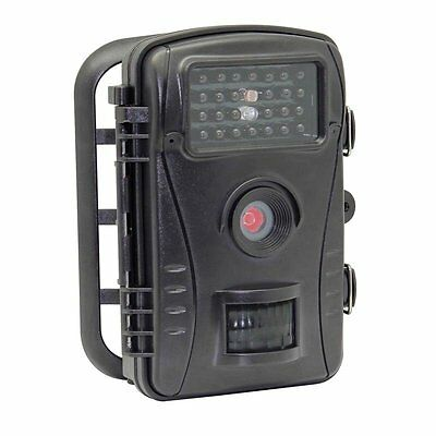 HD Hunting Camera 1080P Infrared Night Vision Wildlife Trail Scouting Photo Trap