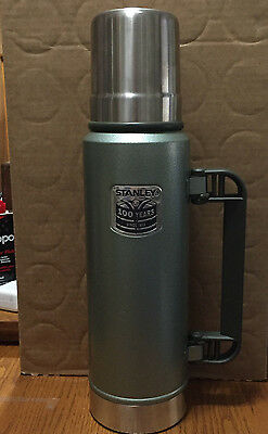 Stanley 100 Year Limited Edition Commemorative Coffee Thermos 1 Quart