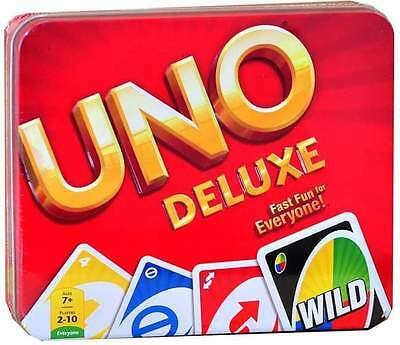 Uno Deluxe in Tin (Y5206)
