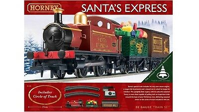 Hornby 00 Scale Santa's Express Train Set (R1185)