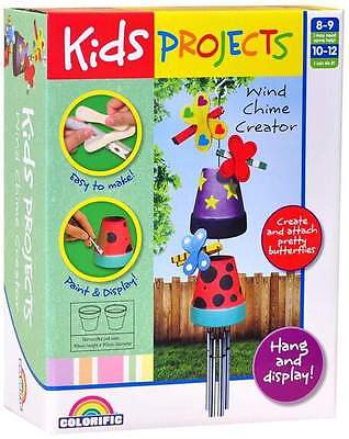 Kids Projects Wind Chime Creator