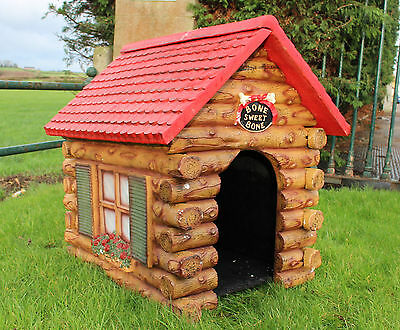 Dog House Outdoor Kennel Pet Watherproof