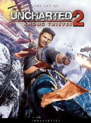 USED (VG) The Art of Uncharted 2: Among Thieves (The Art of the Game)