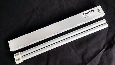 Philips PL-L 36W UVA Phototherapy Lamp Light Bulb 2G11 415mm Psoriasis Vitiligo