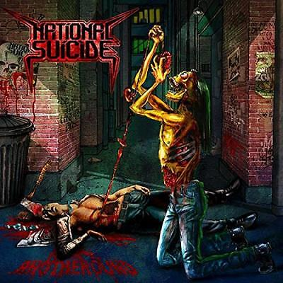 National Suicide - Anotheround CD #104700