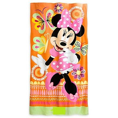 Disney Minnie Mouse Clubhouse Beach Towel
