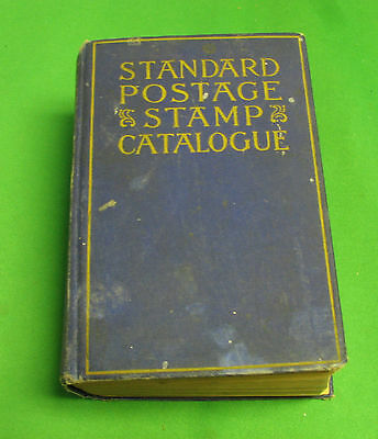 Standard Postage Stamps Catalogue  1929 The Scott Stamps