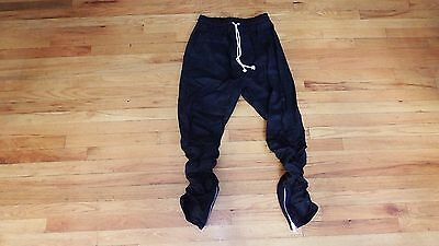 Fear Of God Inspired Drawstring Pants In Black Sz 36 - KITH Supreme ADYN APC