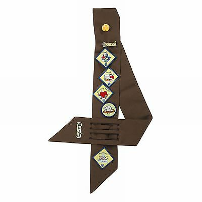 BROWNIES SASH: Official supplier: BRAND NEW Standard Sash, X-Wide & X-Long Sash