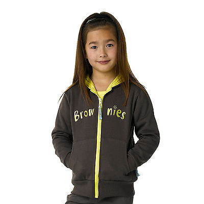 BROWNIES HOODIE JACKET: Official supplier: All Sizes - BRAND NEW Brownie Top