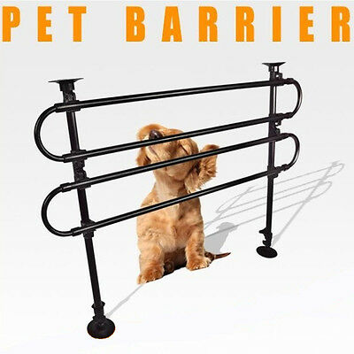 Adjustable Universal Car Pet Dog Barrier Wall Grill Safety Guard Fence Fence Van