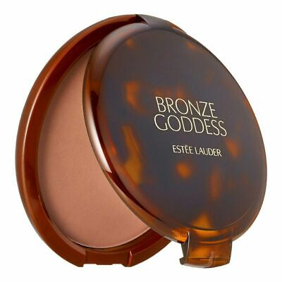 Estee Lauder Bronze Goddess Powder Bronzer - # 02 MEDIUM 21g/0.74oz- UNBOXED