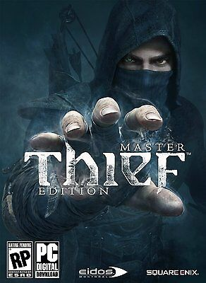 THIEF THE ULTIMATE COMPLETE COLLECTION- ALL 4 GAMES +DLCS Digital No Discs