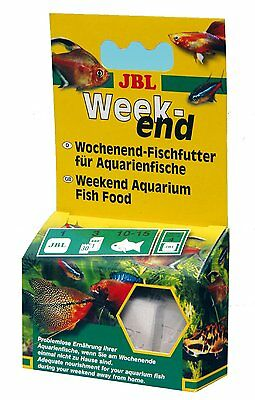 JBL Weekend  20g ,fish food