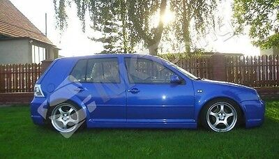 Volkswagen Golf MK4 Side skirts R32 5 doors (1453)