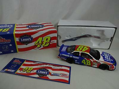 Mint in Box Ertl Racing Champions 2003 #48 Jimmie Johnson 1:24 Stock Car Replica