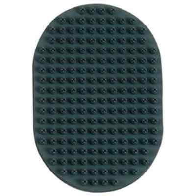 Rubber Care Curry Comb Black # 501252