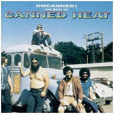 3Canned Heat Uncanned The Best Of Remastered 2 Cd New