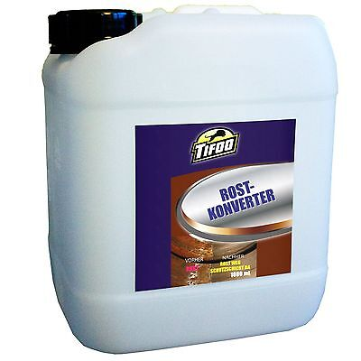 Rust converter (5000 ml) - Rust protection rust remover remove rust