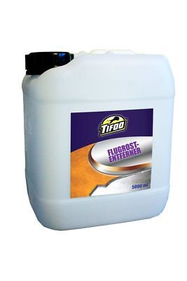 Flash rust remover (5000 ml) - Deruster, rust remover, rust removal,  cleaner