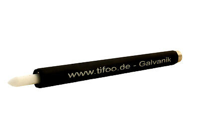 "GalvanoPen ""Graphite"" for pen electroplating equipment + 3 felt points"