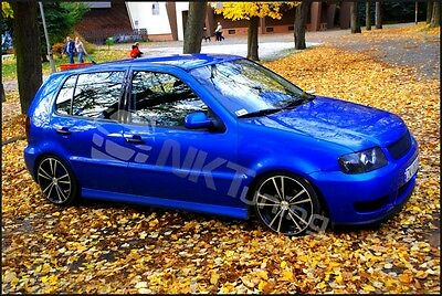 Volkswagen Polo 6N2 Side skirts 99-02 (1483)