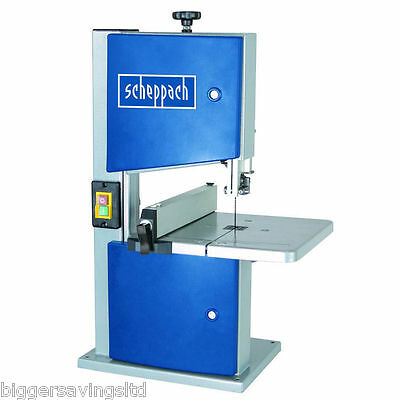 """Scheppach Hbs20 8"""" Hobby Bandsaw 240V   ** Free Delivery **"""