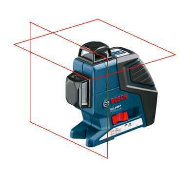 Bosch GLL 2-80 P Professional Linienlaser in L-Boxx - 0601063209