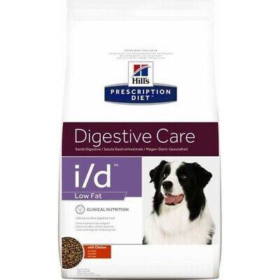 HILL S prescription diet  i/d low fat canine mangime secco kg.6