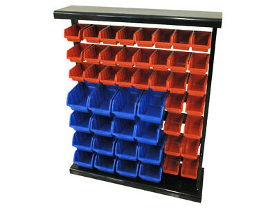 Neilsen 47 plastic storage bins With Stand NEW CT0781