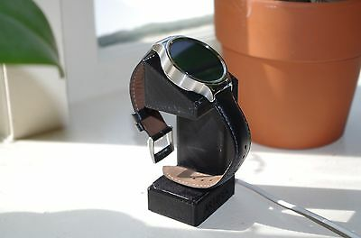 Huawei Watch Charging cradle charging stand by Artifex Design STAND ONLY(Black)