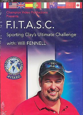 F.I.T.A.S.C. Sporting Clays Ultimate Challenge with Will Fennell - DVD